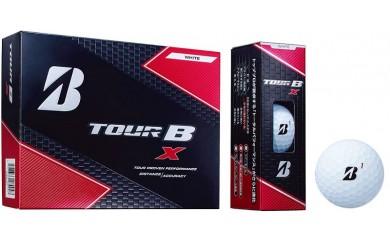 29-03h-006.ブリヂストンゴルフ TOUR B X ゴルフボール