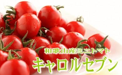 [№5910-0115]ミニトマト キャロルセブン 2kg【和歌山産】