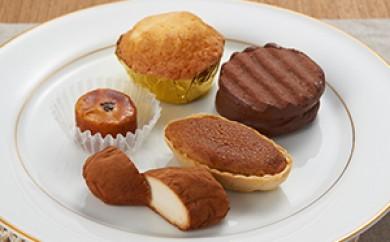 [№5746-0056]梅月菓子舗の倶知安銘菓5種詰合せ