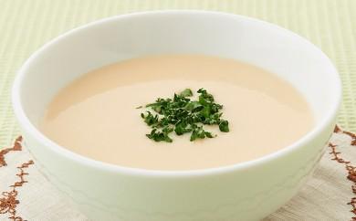 [№5746-0061]雪の下育ちのくっちゃんポテトスープ