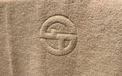 [№5809-2006]ARMANI/CASA (アルマーニ・カーザ) バスマット サンドベージュ
