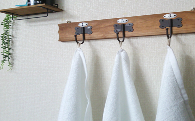 泉州産の純白バスタオル3枚セット