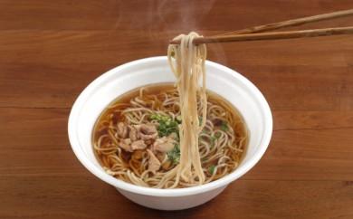 [№5795-0102]北海道幌加内産 カップ麺「ソウルソバ」7個入り