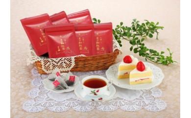 【A116】八女星野産和紅茶10P入×6袋