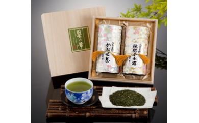 【E016】八女星野茶詰合せ「星乃匠」