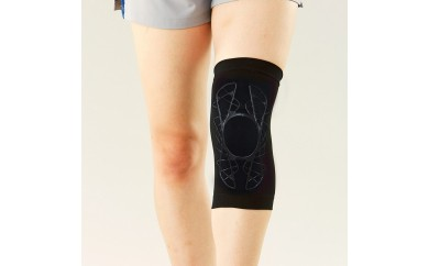 397 タフシロン人工筋肉膝サポーター2枚セット(ホールド2枚)