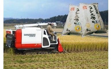 [C341]安心・安全!柏崎産JAS有機コシヒカリ無洗米(5kg×2)