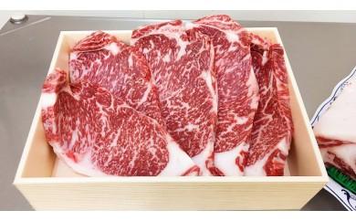 [№5862-0416]数量限定 伊勢原・柏木牧場特製 国産霜降りサーロインステーキ1kg
