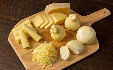 【Grateful Farm/松岡牧場】チーズ全種類セット