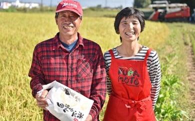 [№5636-0254]西さんちの無農薬・無化学肥料米(白米)