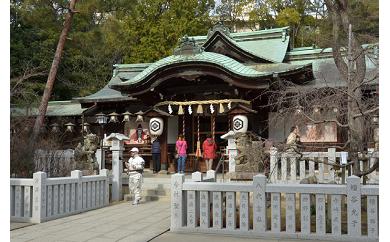 芦E-07 ハナヤ勘兵衛 芦屋神社・打出神社での出張撮影