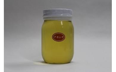 D085 福島の風土から作り上げた素晴らしい蜂蜜!!  アカシヤの蜂蜜 500g 【64pt】