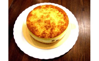 焼きチーズケーキ アイアシェッケ5号