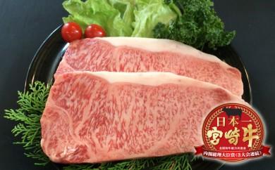 MA-2411_都城産宮崎牛サーロインステーキ