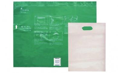 [№5809-2035]災害用トイレ ベンリー袋 100枚セット