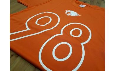 【限定10着】ノジマ相模原ライズTシャツ☆#98 Devin Gardnerサイン入り