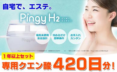 【80004】美容ヘルスケア健康エステ・水素水入浴器 国立大学共同研究