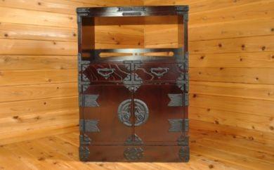 遠野民芸家具 飾り棚