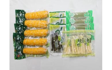 A32 北海道山菜ギフトセット2
