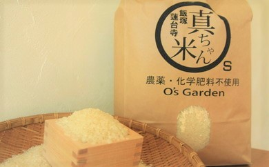 【A200】農薬・化学肥料不使用 真ちゃん米