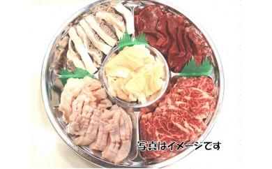 No.080 純国産牛 BBQ ホルモン