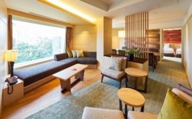 i018 ホテル雅叙園東京 スイートルーム宿泊コースA  ホテル雅叙園東京