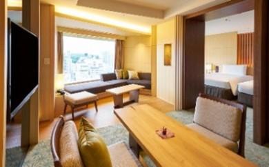 i019 ホテル雅叙園東京 スイートルーム宿泊コースB  ホテル雅叙園東京