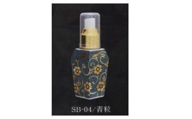 y010 金沢市 醤油スプレーボトル(青粒(あおちぶ))  金沢・クラフト広坂
