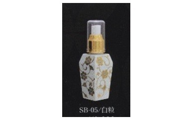 y011 金沢市 醤油スプレーボトル(白粒(しろちぶ)) 金沢・クラフト広坂