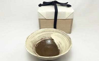 [№5644-0387]刷毛目茶盌(ハケメチャワン)A