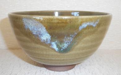 [№5735-0144]虫明焼 抹茶茶碗(黒井博史作)