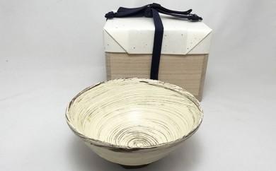 [№5644-0388]刷毛目茶盌(ハケメチャワン)B