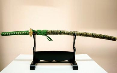 [№5927-0104]模造刀  石田三成モデル