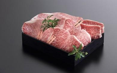 P-2南信州牛セット〔ステーキ食べ比べセット+Aコース3品〕