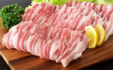 G177 やまがたの豚バラスライス 約2.2kg