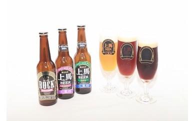 c_15 細川酒造 桑名のクラフトビール<上馬>のみごたえBHD330 20本セット