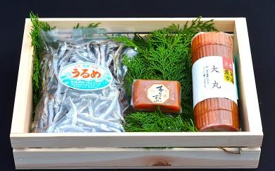 お歳暮に!須崎の海鮮加工品セット【期間限定】
