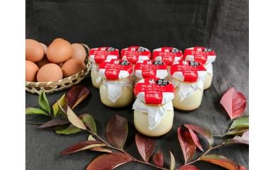N3803 「阿蘇ミルクのチーズプリン(8個入り)」【九州 自然のめぐみ×パティスリー麓】