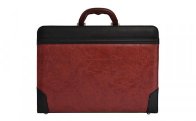 E057 AV-E001ビジネスバッグ/レッド