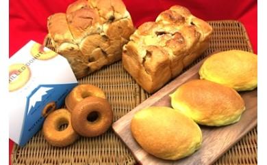 47 焼き菓子&美味しいパン詰め合わせセット
