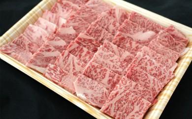 [№5906-0145]飛騨牛4等級以上ロース焼肉