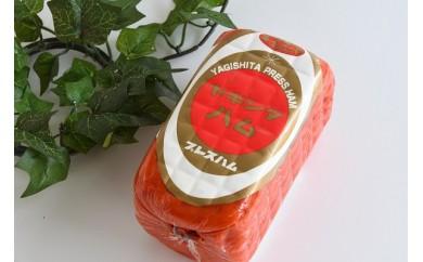 (939)絶品~ヤギシタ 赤プレスハム約800g