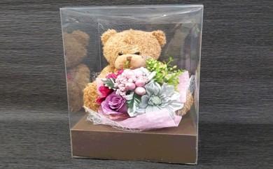 [№5906-0120]クマさん造花