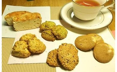17-1.クッキー・パウンドケーキ詰め合わせ【きららのお菓子】