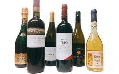 [№5810-0202]ハンガリーワイン6本セット I