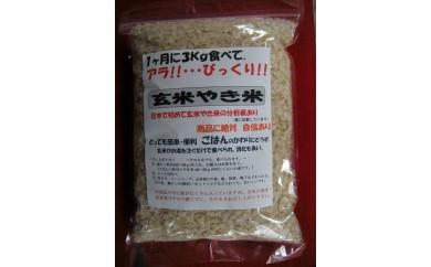 E-25 玄米やき米