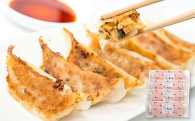 ■おおづちサケ餃子4パック(小川旅館)