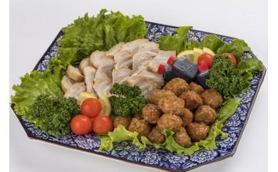 TR-① 尾鷲鳥鉄の手作り焼豚・肉だんごセット