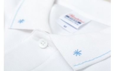 ■七宝ポロシャツ