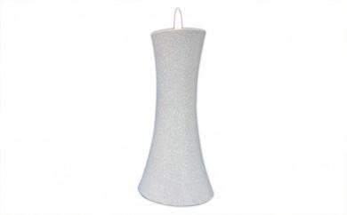 [№5922-0291]相模製作所 セーフティキャンドルスタンド(白)6.5×13cm